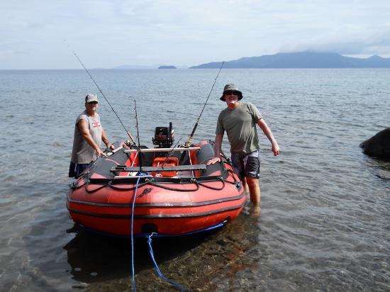 Biliran Island, ฟิลิปปินส์: petit tour a la pêche