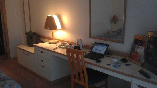 Novotel Poznan Malta : Zimmer
