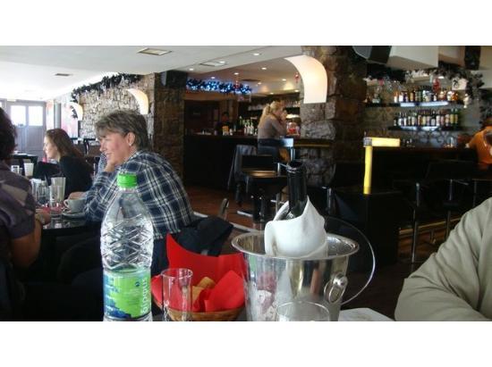 Xenia: The main bar of the Xenia -indoors