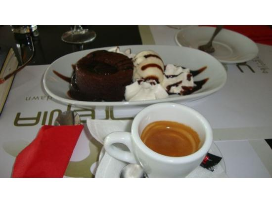 Xenia: Espreso chocolate lovers, and coffee