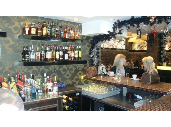 Xenia: By the main bar