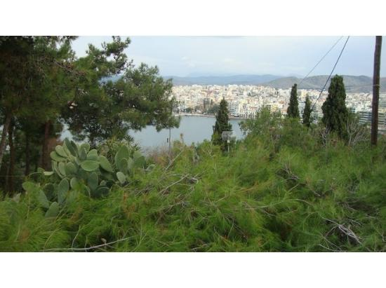 Xenia: The view from the hill of Karababa