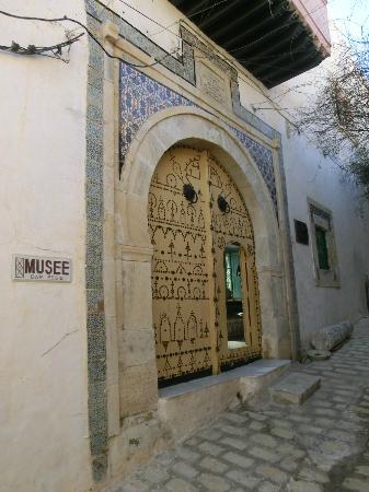 Sousse, Tunisia: l'ingresso