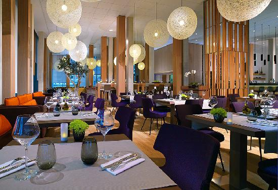 Courtyard by Marriott Montpellier: Hotel Restaurant