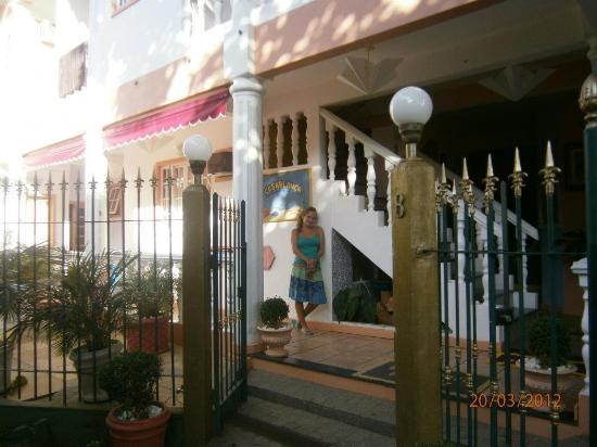 Pousada Casablanca: Entrada