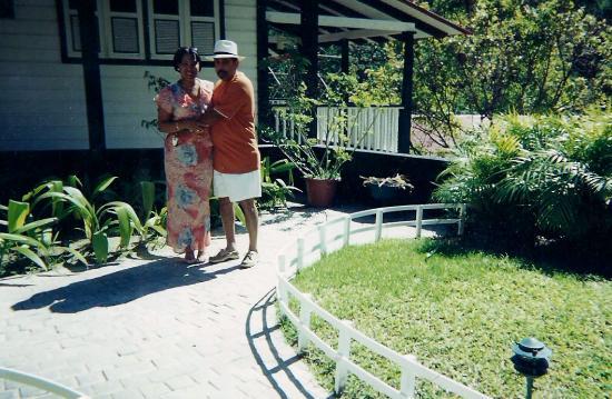 Jayuya, Puerto Rico: en la hacienda