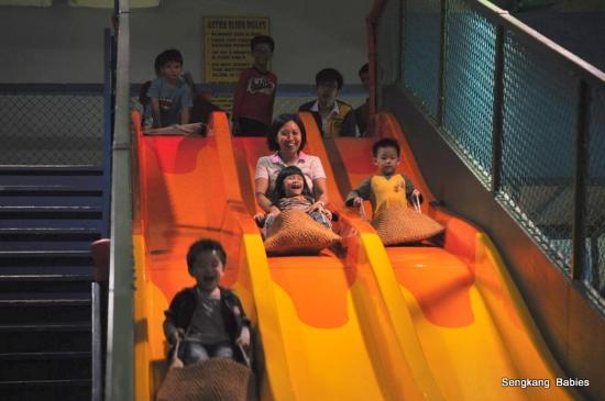 Adventure Zone: Family slide