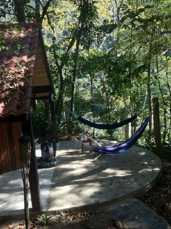 Black Rock Lodge: our cabin