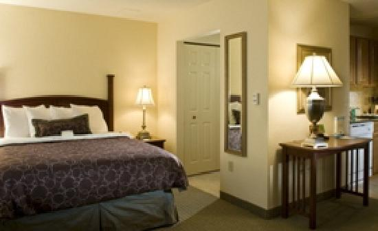 Staybridge Suites Milwaukee Airport South: Studio Suite