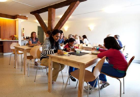 Danhostel Frederikshavn City: Restaurant
