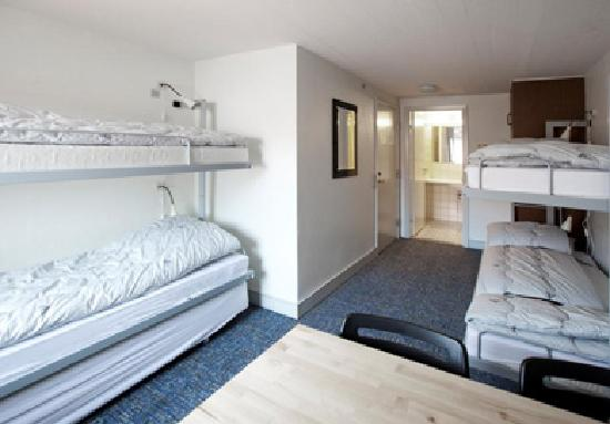Danhostel Frederikshavn City: Family Room
