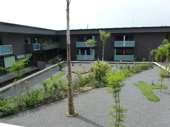 Onomo Hotel Libreville: Desde la habitación