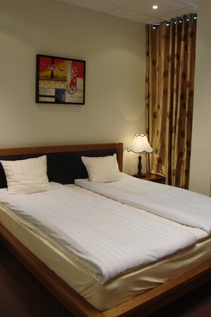 Hotell Arstaberg : double room