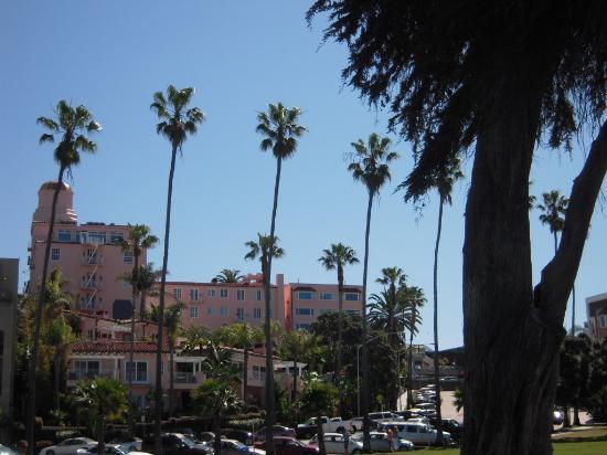 La Valencia Hotel: alway happy returning back to the hotel