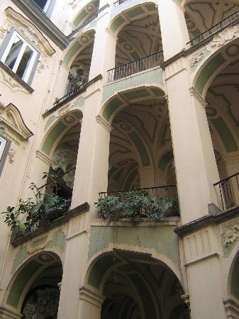 Palazzo dello Spagnolo: Palazzo dello Spagnuolo, Naples