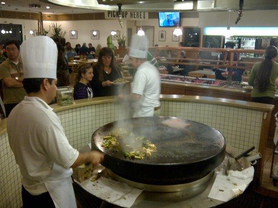 Big Wok : All wok and no play