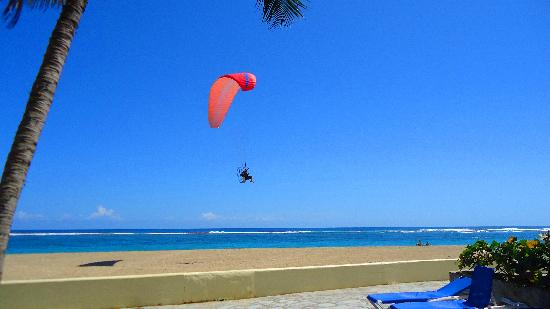 Kite Beach Hotel: you never get bored!