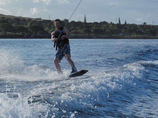 Wake Maui: Wake Boarding