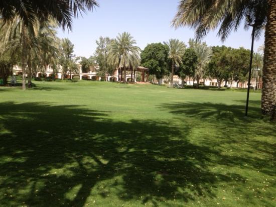 Danat Al Ain Resort : The Garden