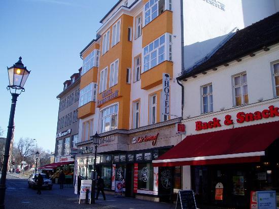 Hotel Lindenufer: Entrata Lindenufer