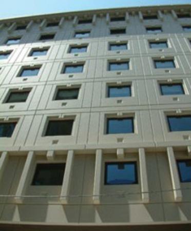 Nippon Hotel: vue de l'exterieur