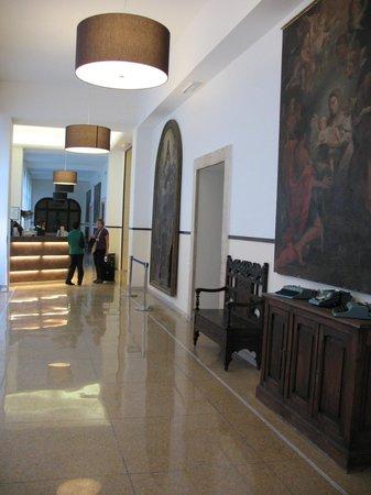 Excel Hotel Roma Montemario : Lobby area