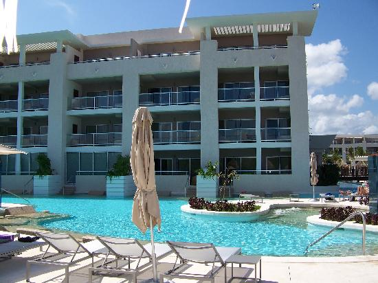 Paradisus Playa Del Carmen La Esmeralda : corner master suite swim out