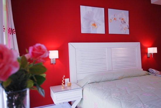 Contessina Hotel: romantic atmosphere...