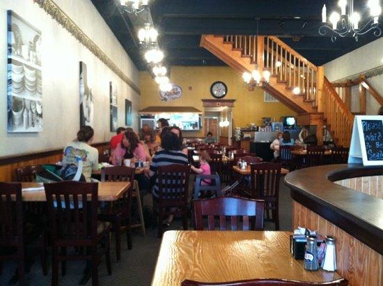 Charmant Bakers Kitchen: Inside The Restaurant