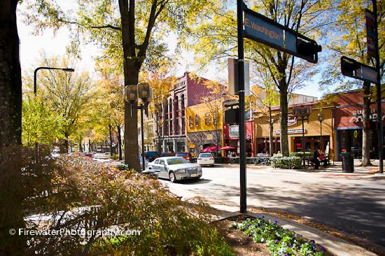 "Гринвилл, Южная Каролина: Greenville's Main Street - a ""Top Ten Great Streets in America"""