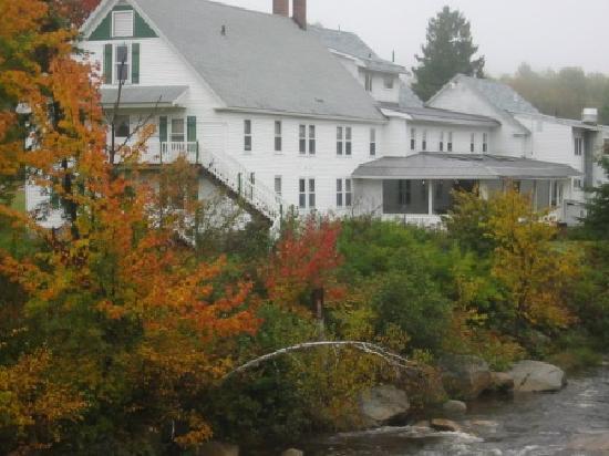The Wayside Inn: Autumn