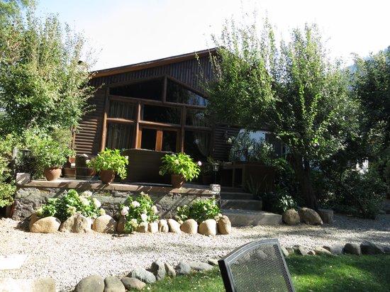 Tumunan Lodge: Lodge