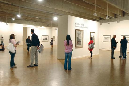"""South Carolina's City of the Arts."" Greenville County Museum of Art"