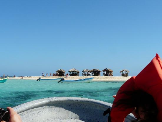 Paradise Island & The Mangroves (Cayo Arena): paradis Island