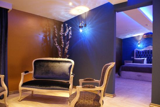 Elegance Residence: Living Room