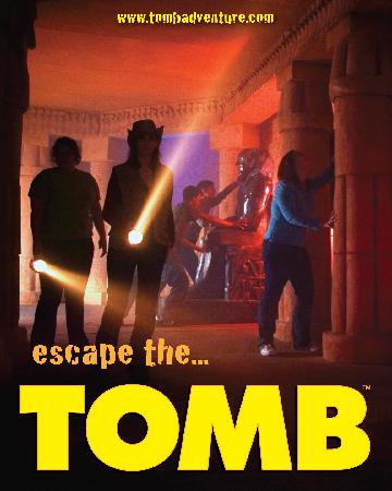Tomb Egyptian Adventure