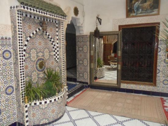 Riad Chennaoui Marrakech: entrez