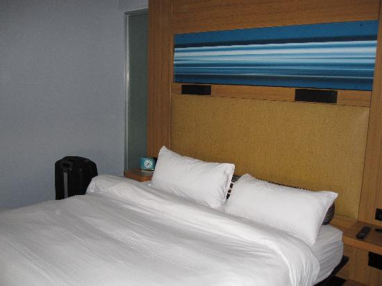 Aloft Tallahassee Downtown: letto