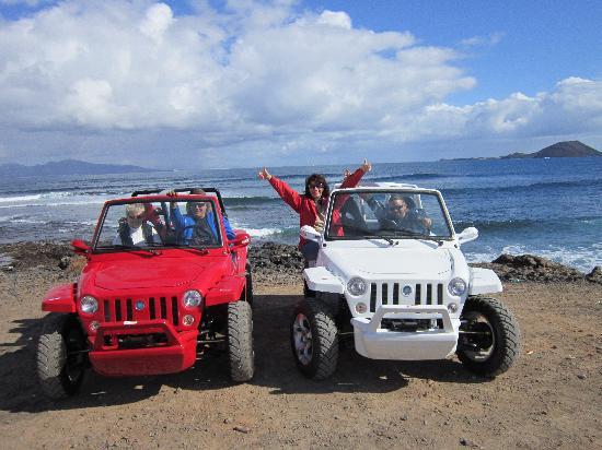 Excursiones Quad Adventure: buggy-jeep