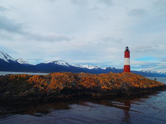 Ushuaia, Argentina: Faro del fin del mundo