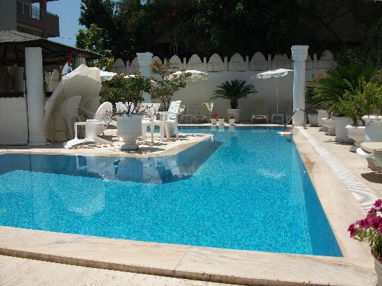 Conny's Hotel: Pool area