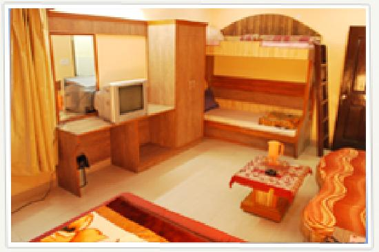 Hotel New Hindustan International DX: Family En-Suite