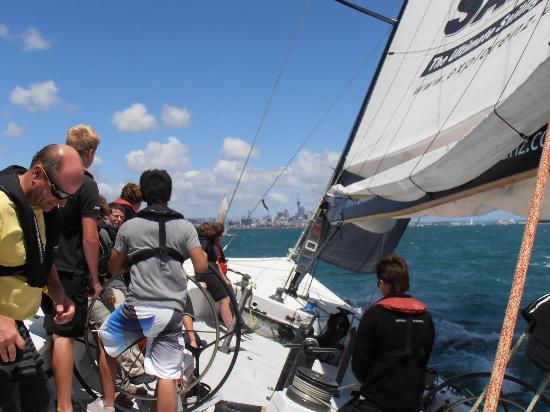 Explore Group : Heading back