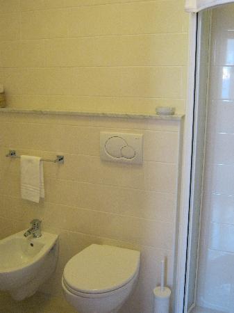 La Lanterna Sopra il Moggia : Bathroom