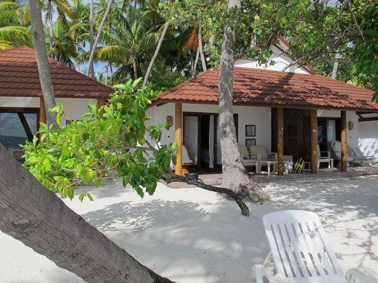 Diamonds thudufushi thudufushi island maldivas for Conrad maldives precios