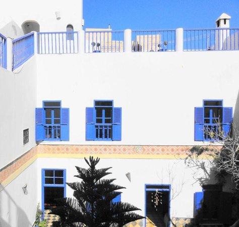 Riad du Figuier: facade