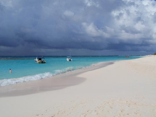 Anguilla Great House Beach Resort: Rendezvous Beach; does it get any better than this?