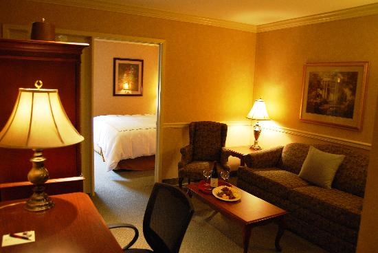 Traditions at the Glen Resort and Hotel - Binghamton/Johnson City: Homestead Suite