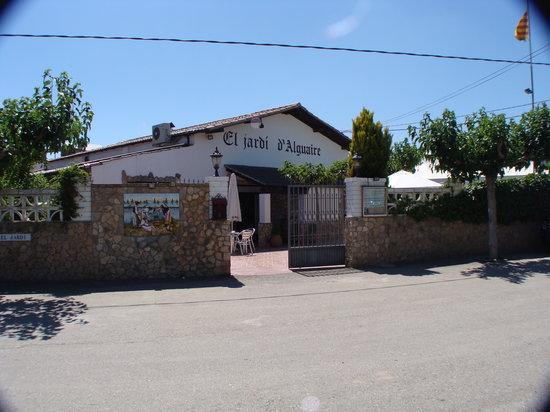 imagen El Jardí d'Alguaire en Alguaire