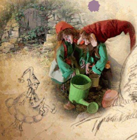 La Magie Des Elfes Et Des Lutins : lutins